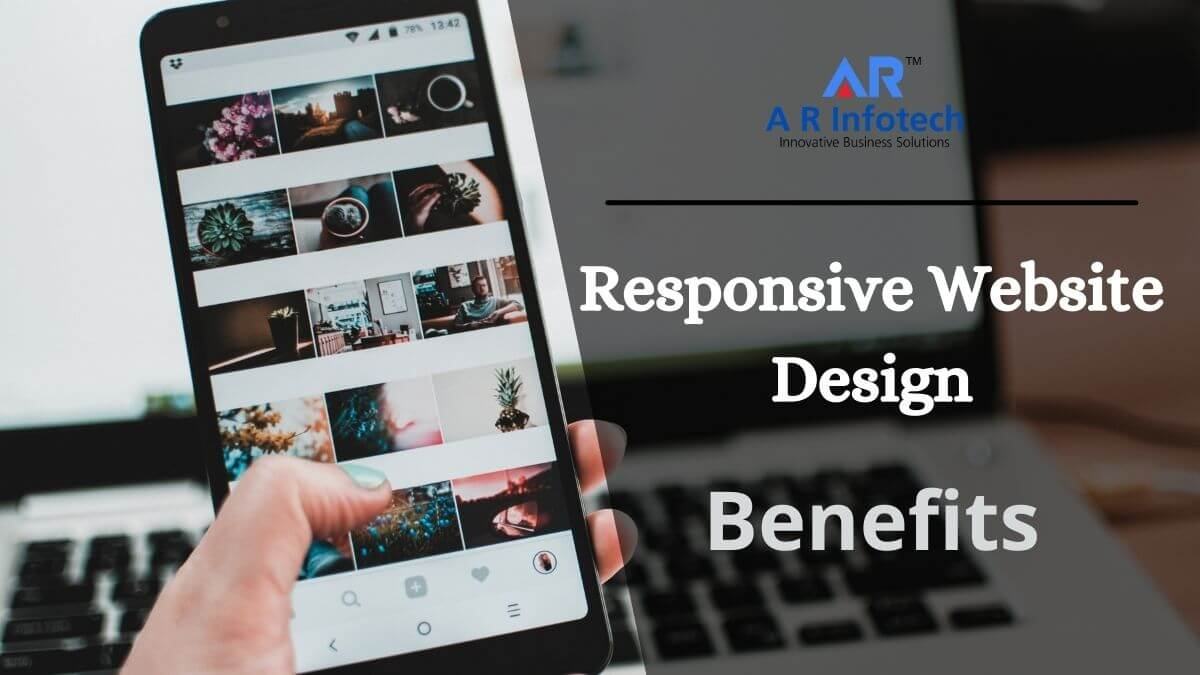 Benefits of Mobile Website – Responsive Website Development & Design