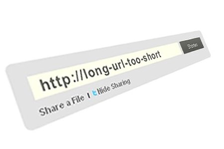 Shorten Tips a URL for twitter