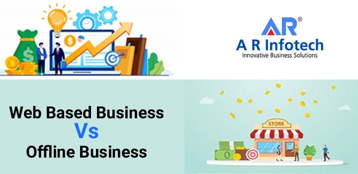 Online Business Vs Offline Business Trends in 2020
