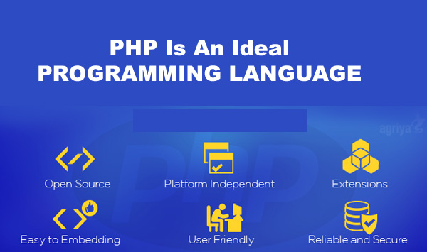 Explain Why PHP Is An Ideal Programming Language