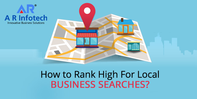 How to Rank High For Local Business Searches?
