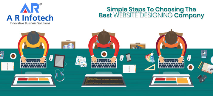 Web Design Company in Jaipur- A R INFOTECH