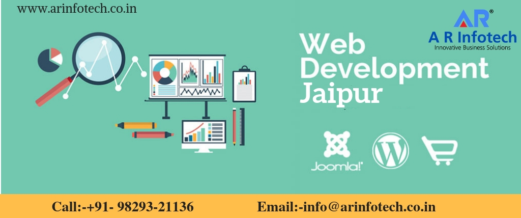 Best web development Jaipur | A R INFOTECH