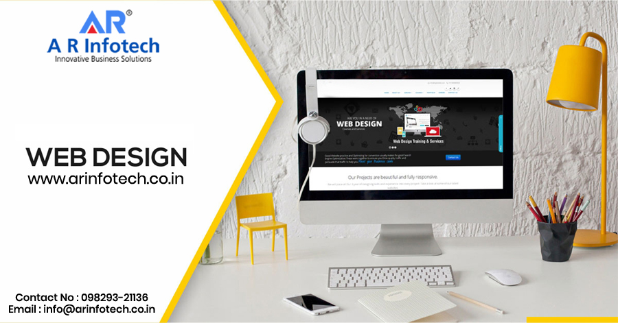 website designing company in Jaipur | A R iNFOTECH