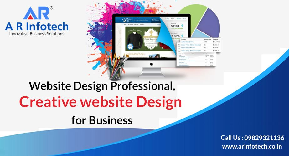 website design company in Jaipur-A R Infotech
