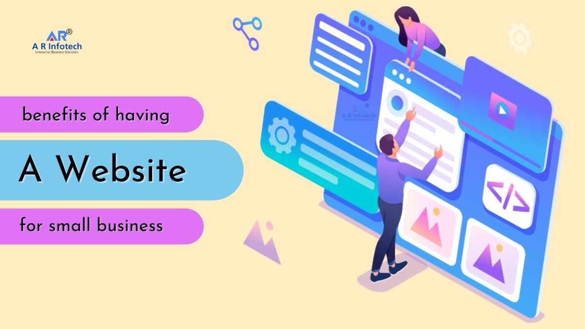Benefits of Having a Website for Small Business
