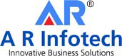 A R Infotech Best SEO Services in jaipur official Logo