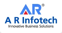 A R Infotech official Logo Image-Website Development Company in Jaipur