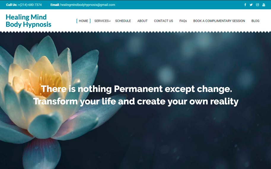 wordpress website design company-A R Infotech